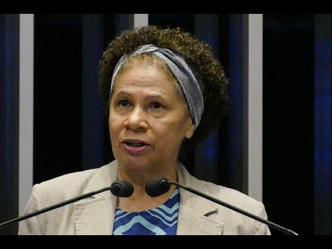 Regina Sousa critica julgamento 'orquestrado' contra Lula
