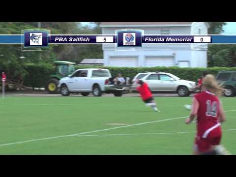 PBA Video Recap- Women's Soccer Vs Florida Memorial