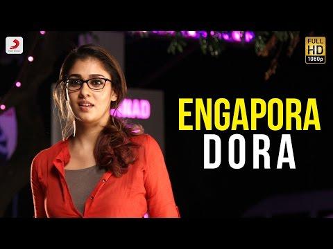 Dora - Engapora Dora Tamil Lyric Video | Nayanthara | Vivek - Mervin