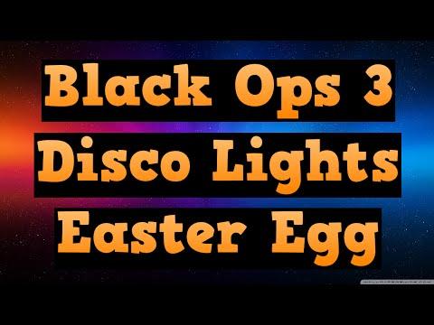 Black Ops 3 Disco Lights Easter Egg