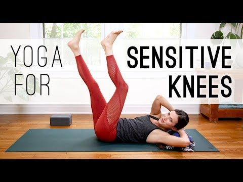 Yoga For Sensitive Knees  |  Yoga With Adriene
