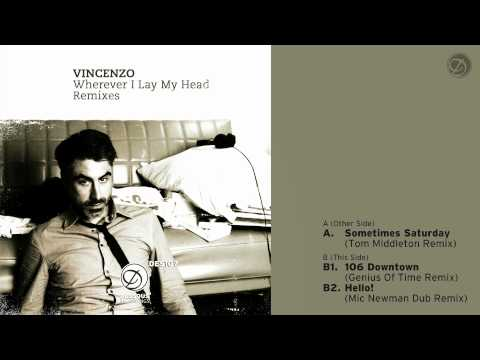 Vincenzo: 106 Downtown (Genius Of Time Remix)