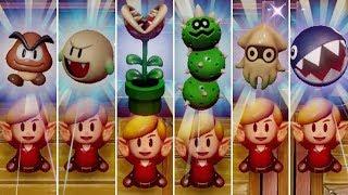 Zelda: Link's Awakening (Switch) - All Nintendo Character Figures