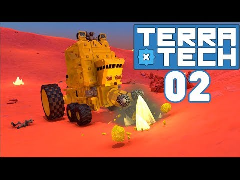видео: Прохождение terratech: #2 - ЧЕРНАЯ ДЫРА - ИНВЕНТАРЬ!