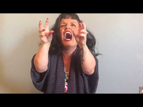 Terra Jolé does a littlewomenla parody of brianarenee littlebutfierce on Lifetime kerrygordy