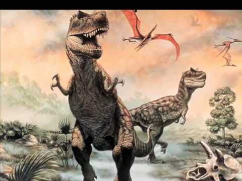A Tribute to Tyrannosaurus Rex