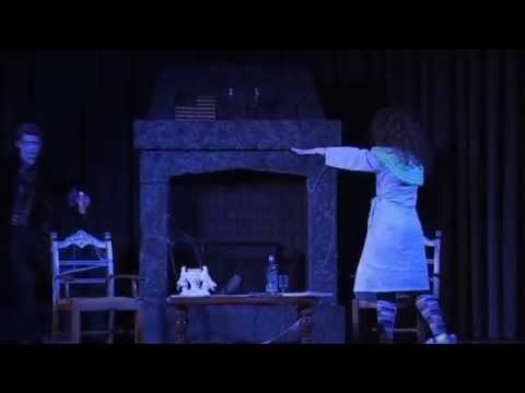 Il Fantasma Di Canterville - The Canterville Ghost - The Musical (3/7)