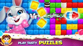 Sweet Escapes: Design a Bakery with Puzzle Games - Baby Games Video screenshot 4