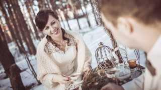 Свадьба в рустиковом стиле