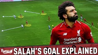Mohamed Salah's Goal Explained! | Porto 1-4 Liverpool