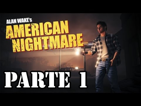 Let's Play : Alan Wake's American Nightmare [PT-BR] - Parte 1