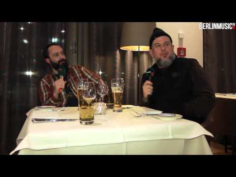 Jean Paul & Neil von CLUTCH im Interview - BERLINMUSIC.TV