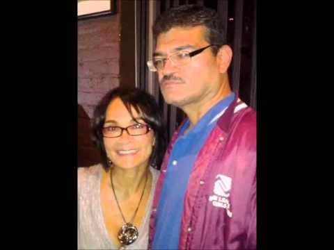 WCGO Celebrity Conversation - Harv Roman w/Latin Diva of Comedy/Actress Sara Contreras - 2011