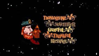 Happy Thanksgiving 2018-Feliz Dia de Acción de Gracias