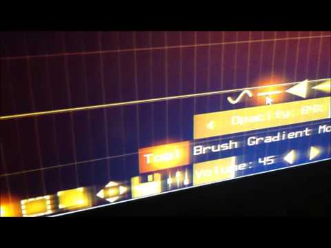 Riot in London - Virtual A.N.S.spectral synth demo - studio video 9 March 2017