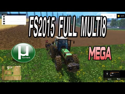Farming Simulator 2015 Gold Edition FULL MULTI18 + CRACK [MEGA]