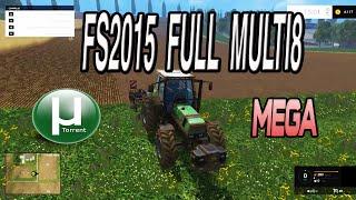 Farming Simulator 2015 Gold Edition FULL MULTI18 + CRACK [MEGA](TUTORIAL: Farming Simulator 2015 FULL + CRACK CODEX 100% Funcionando! •AQUÍ LOS LINK! ▻ https://binbox.io/FHNwd#UHIDbDRn (Actualizado ..., 2014-10-31T04:35:52.000Z)