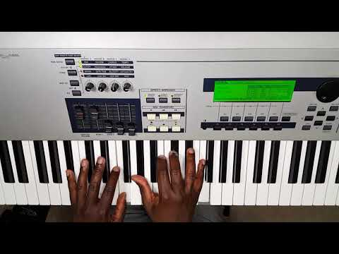 Forever At Your Feet by Tasha Cobbs (feat. William Murphy) Piano Tutorial