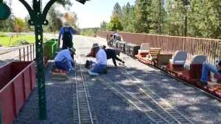 Narrow Gauge Work Week 2015 Part One