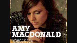 Youth of Today - Amy MacDonald (w/lyrics)