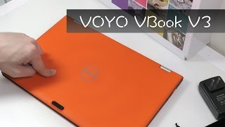 Китайский Ultrabook VOYO VBook V3