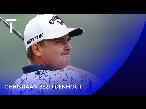 Christiaan Bezuidenhout shoots 67 in Sun City | 2020 South African Open