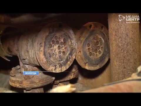 Храм 21-го века открылся на промплощадке в Череповце - YouTube