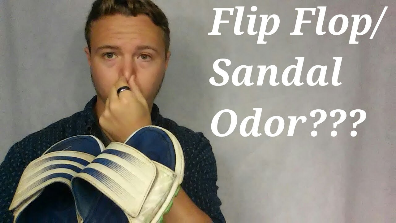 How To Get Odors Out of Flip Flops or Sandals-Tips \u0026 Tricks