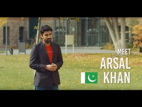 The IBS experience with Arsal Khan
