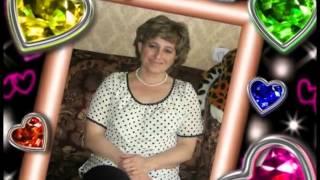 Видео слайд шоу поздравления на юбилей 55 лет женщине