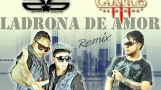 LADRONA DE AMOR (Remix Oficial) - STAR SQUAD Ft GABO