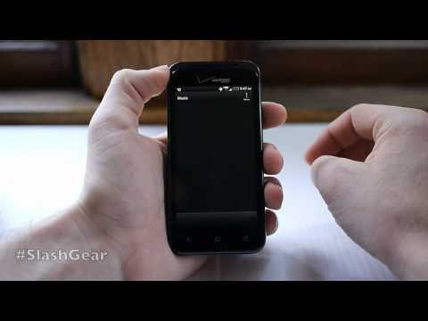 HTC DROID Incredible 4G LTE unboxing and hands-on