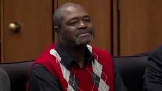 Kwame Ajamu exoneration hearing