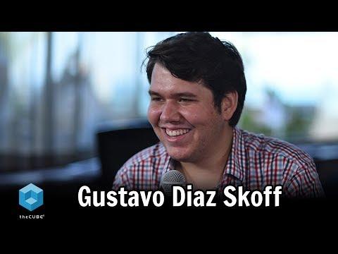 Gustavo Diaz Skoff, Young Entrepreneurs Puerto Rico | Blockchain Unbound 2018