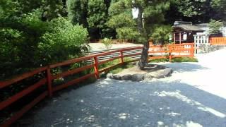御手洗川・下鴨神社