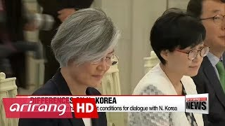 S. Korea's new FM's capabilities to be put to test in first Seoul-Washington summit