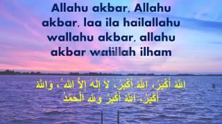 Download Video Taqabbalallahu Minna Wa Minkum / Video Ucapan Selamat Hari Raya Idul Fitri MP3 3GP MP4