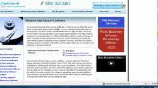 NTFS Data Recovery Software: How to Install