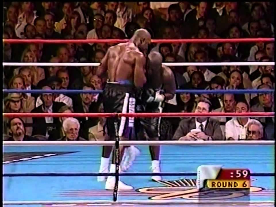 Evander Holyfield vs James Toney HD (2003.10.04)