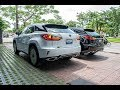 2018 Lexus RX300 F-Sport Top Spec Brand New BSM Red Interior Available Now