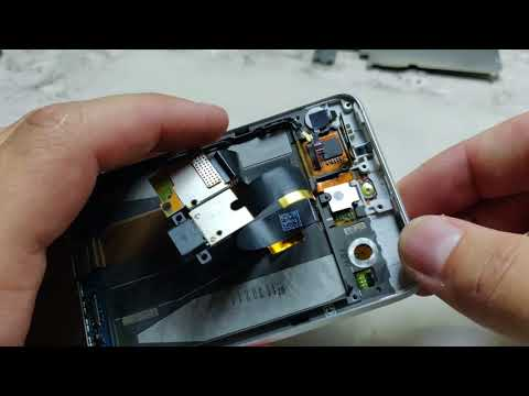 Xiaomi MI5 / Побитый жизнью. Разборка и замена модуля