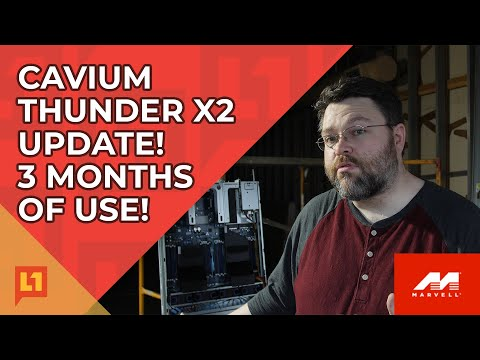 Cavium Thunder X2: 3 Months Later -- FreeBSD, OpenSuse, RedHat