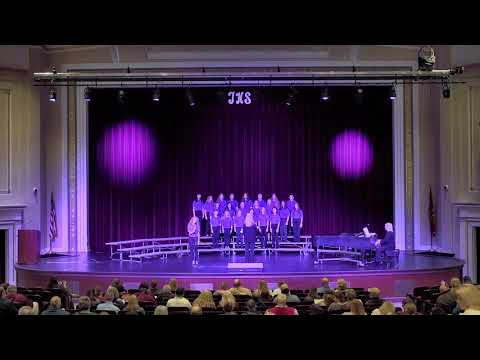 Vance Middle School Honor Choir Virginia Duff Fine Arts Festival 2018