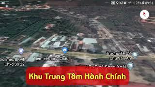 [Trần Công Thạch] Dự Án Khu Dân Cư Tân Thành Riverside Có 1 Không 2  [Địa Ốc Alibaba]