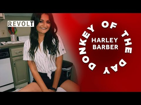 Harley Barber | Donkey Of The Day