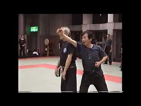 Masaaki Hatsumi  - sakki jutsu