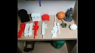 FORTNITE 3D PRINTED ITEM GIVEAWAY!!