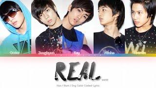 SHINee (샤이니) Real Color Coded Lyrics (Han/Rom/Eng)