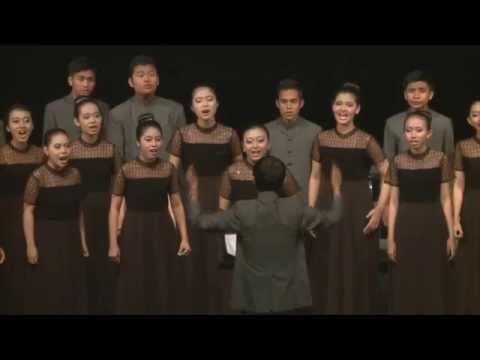 Enharmonic Singers SMAN 1 Pandaan @ The 10th BCFC, South Korea2014 Category Mixed Youth