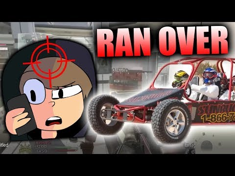 I GOT RAN OVER..(STORYTIME)